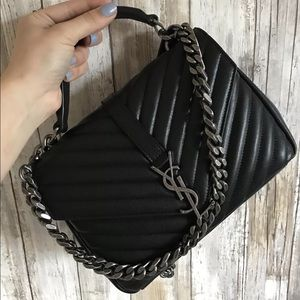 YSL Medium College Crossbody